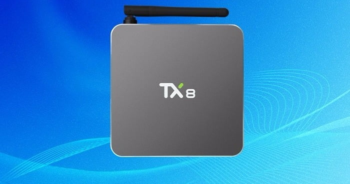 TX8 S912 Octa Core Android 6