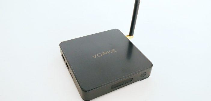 REVIEW: VORKE Z1 un TV-Box con SoC Octa Core S912 y 3GB de RAM DDR4