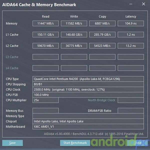 REVIEW: VOYO V1 un Mini PC con procesador Intel Apollo Lake N4200 ...