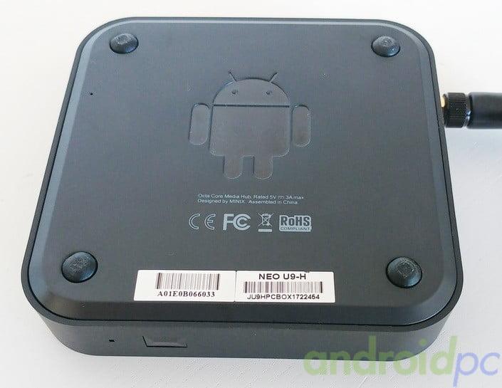 REVIEW: MINIX NEO U9-H y mando MINIX NEO A3 – AndroidPC es