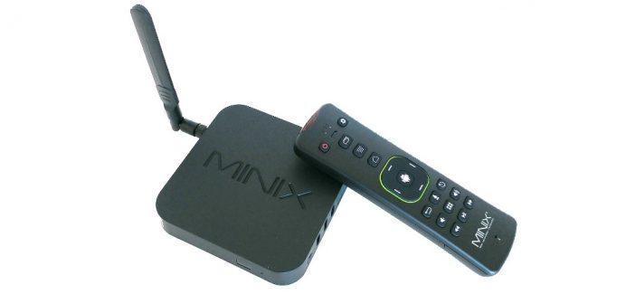 REVIEW: MINIX NEO U9-H y mando MINIX NEO A3