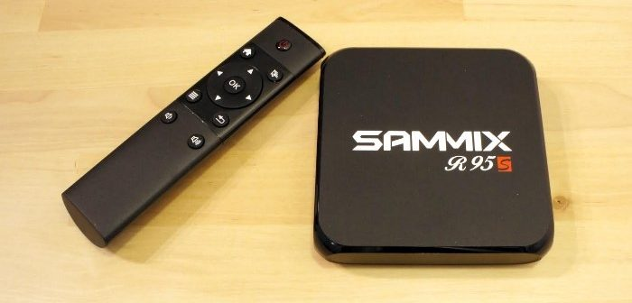 REVIEW: SAMMIX R95S otro mediaplayer con SoC S905X