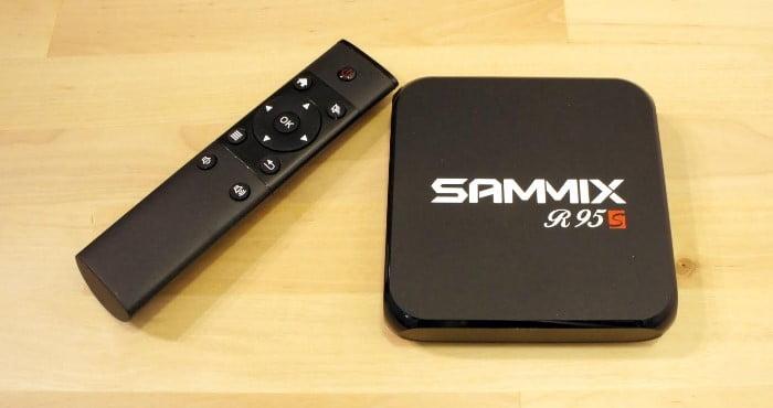 SAMMIX R95S