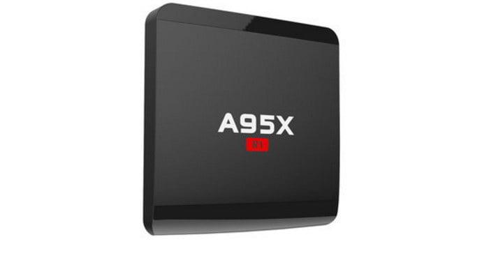 FIRMWARE: Android 7 1 para el TV-Box A95X R1 con SoC