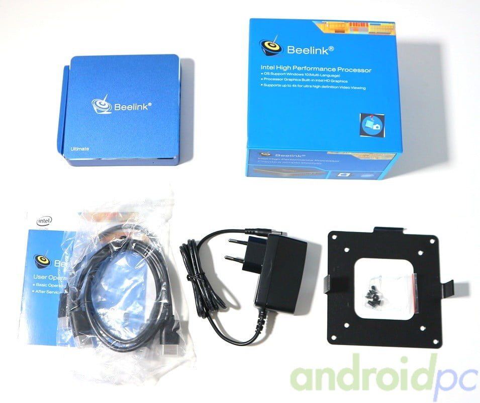 Review mini PC – AndroidPC es