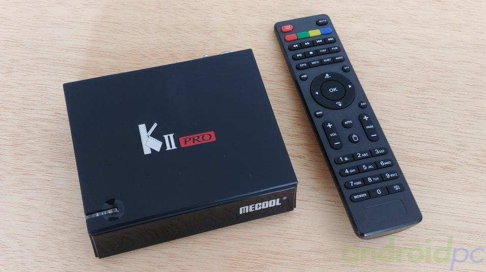 REVIEW: Mecool KII PRO un TV-Box Android con sintonizadores DVB-T2