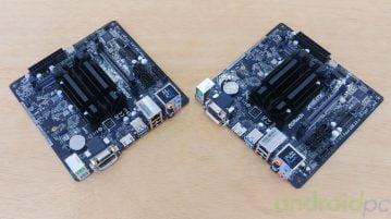 ASRock J5005-ITX y J4105-ITX