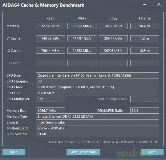 REVIEW: ASRock J5005-ITX and J4105-ITX, Intel Gemini Lake