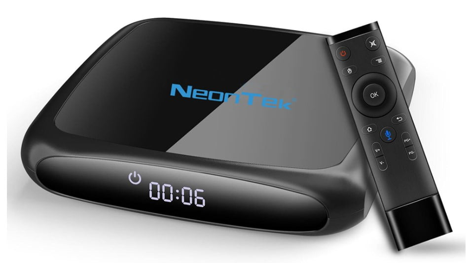 NEONTEK N11 Un Nuevo TV Box Chino Que Se Sube Al Carro De