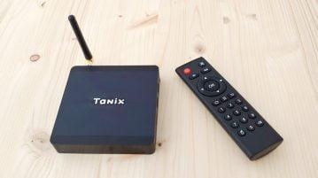 TANIX TX5 MAX _