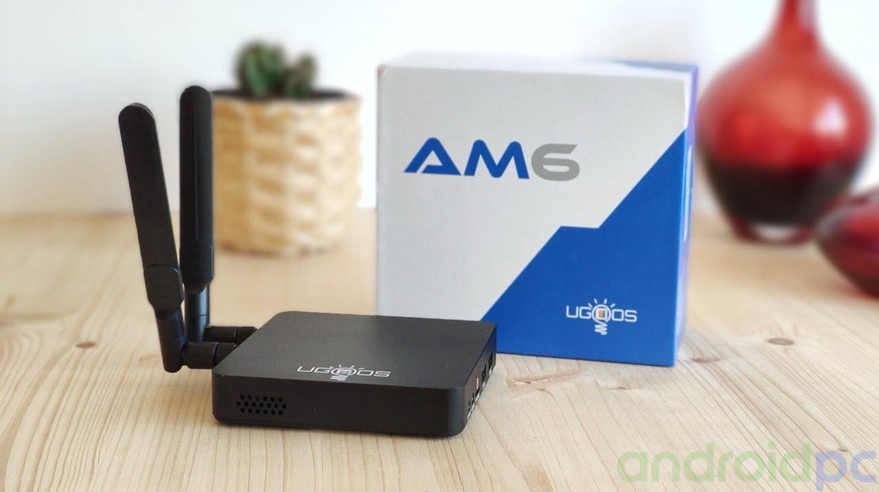 REVIEW: UGOOS AM6 un TV-Box con el potente SoC Amlogic S922X