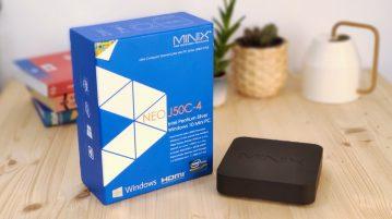 MINIX NEO J50C-4 64GB