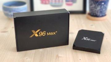 X96 Max Plus