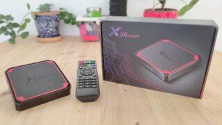 X96 Mini+